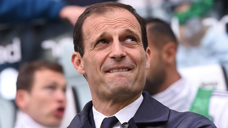 Allegri: I'll stay at Juventus next season if they don't sack me