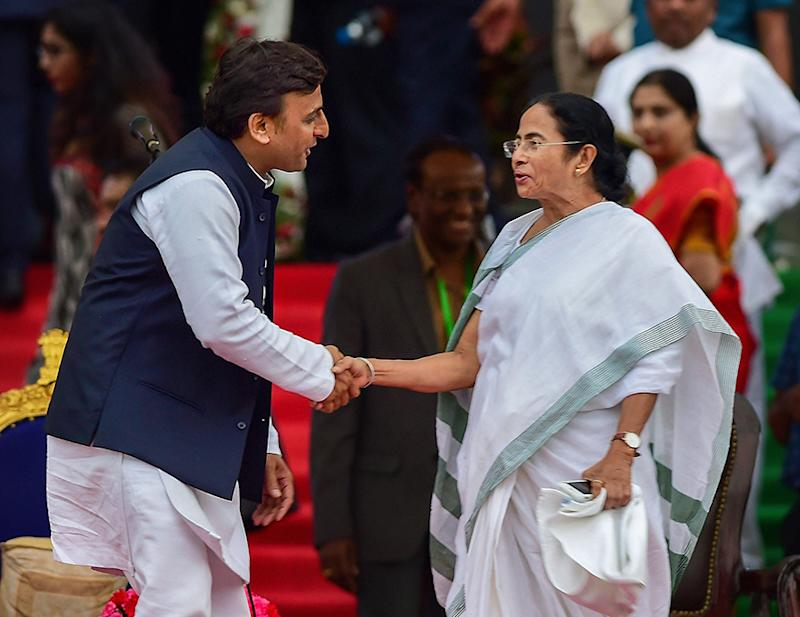 Here's Why Mamata Banerjee Was Unhappy at Kumaraswamy's Swearing-in Ceremony