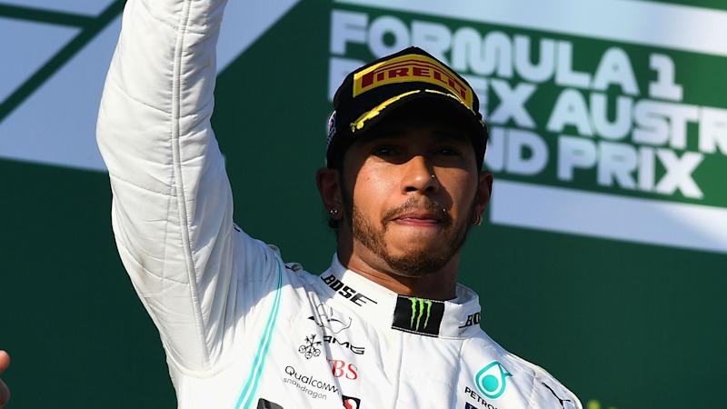 Lewis Hamilton donates £262000 to aid fight against Australian bushfire