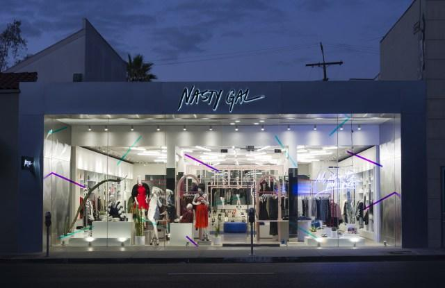 Sophia Amoruso's fashion company Nasty Gal reportedly filing for bankruptcy