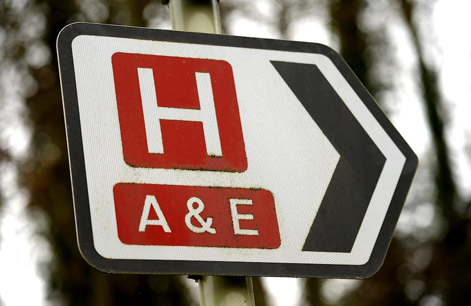 A final decision on where the hospitals are to be built will be made in spring 2022 (Andrew Matthews/PA) (PA Archive)