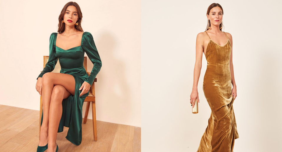 Sale alert: score up to 50% off these New Years Eve outfits at Reformation
