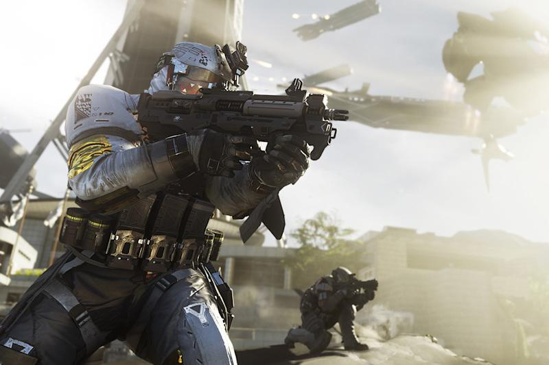 Shoot people in space this weekend with free 'Call of Duty: Infinite Warfare'