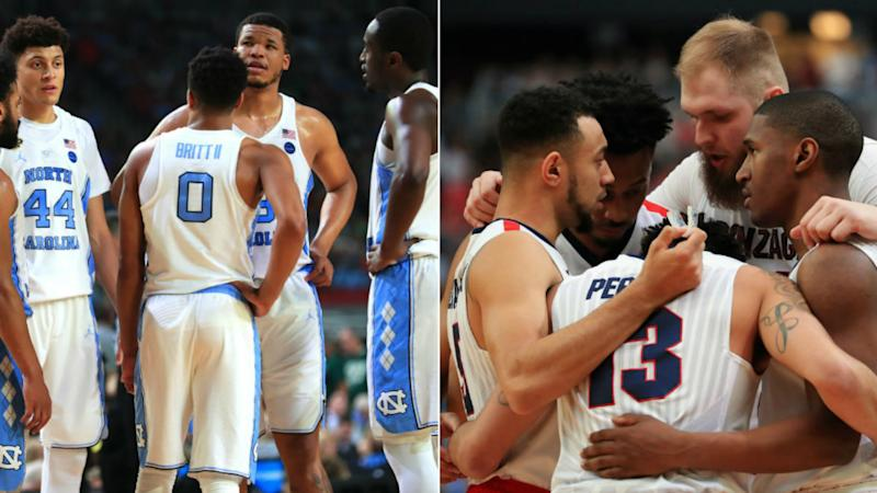 NCAA Final Four: For North Carolina and Gonzaga, championship trumps tales of redemption