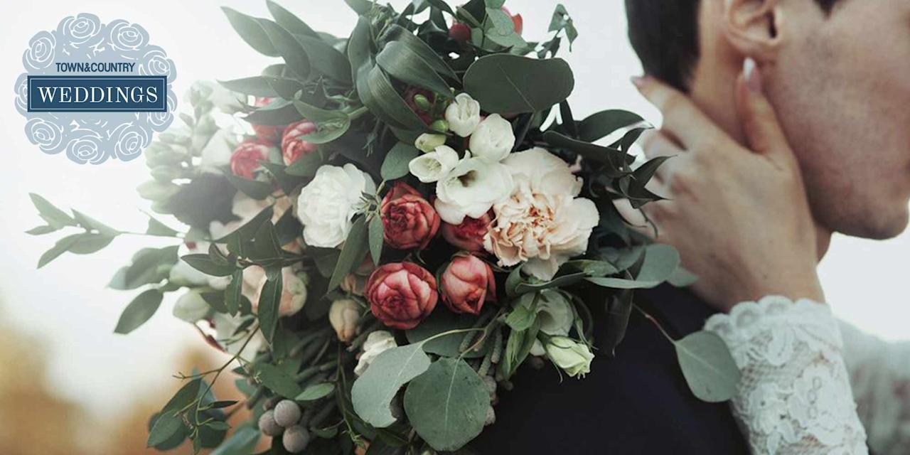 "<p>Fall is filled with bounty, particularly for brides—according to many a florist those who get married in the fall have the best blooms of all to choose from, whether that's due to exotic flowers with deep, rich hues, or the brights and boldest classics. Celebrity florist <a href=""https://www.ericbuterbaugh.com/"" target=""_blank"">Eric Buterbaugh</a> particularly loves working with the large and dramatic flowers that are in season during the autumn, including dahlias, amaryllis, and peonies, which he calls ""the queen of all flowers."" Whether you are looking to break the mold with an unexpected bouquet, or are reaching for flowers that sync of up with a warm, sumptuous theme, these bundles of blooms are perfect for <a href=""https://www.townandcountrymag.com/fall-weddings/"" target=""_blank"">Autumn nuptials</a>. </p>"