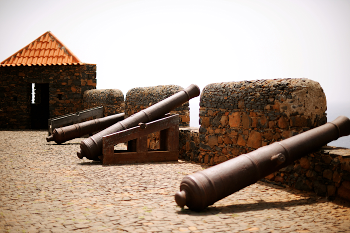 <strong>Cidade Velha</strong> is the oldest settlement in Cape Verde and once served as its capital.