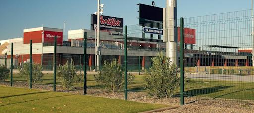 ITC Provides Architectural Fencing System for Sloan Park, Spring Training Home of World Champion Chicago Cubs