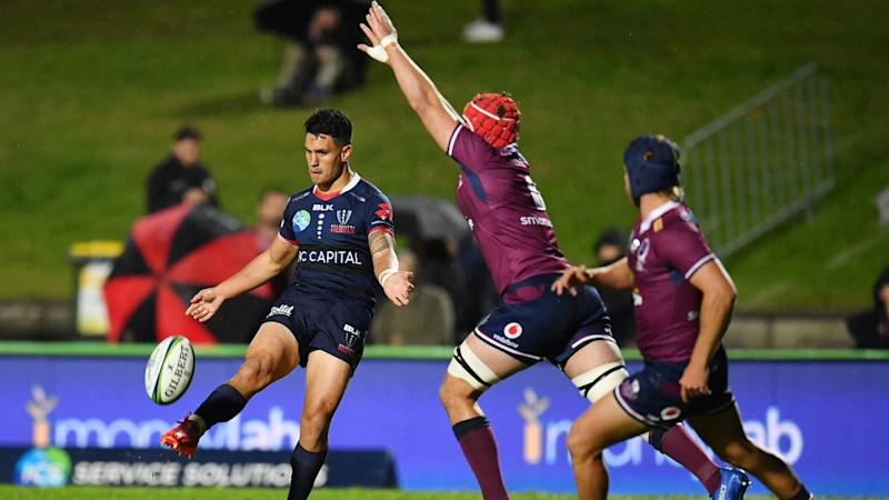 SUPER RUGBY REBELS REDS