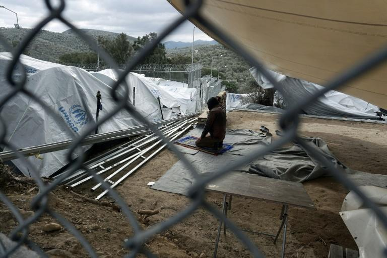 In recent weeks, Golden Dawn lawmakers have travelled to Greek islands hosting large populations of refugees to whip up anti-foreigner sentiment