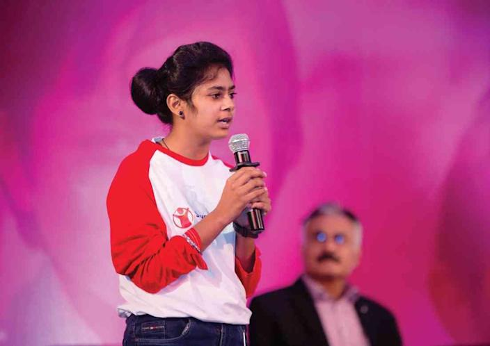 Buland Udaan's prime focus is to ensure that girls in the villages of Haryana and nearby states have access to menstrual hygiene products