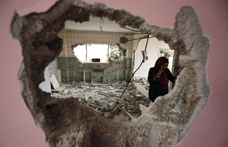A wave of Palestinian attacks prompted Prime Minister Benjamin Netanyahu to announce the resumption of demolitions in the occupied West Bank as a policy in 2014