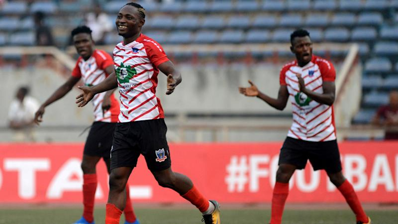 Lobi Stars 2-0 ASEC Mimosas : Sikiru Alimi scores twice as Nigerian champions exit Caf Champions League on a high note