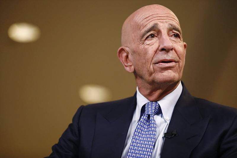 Real Estate Billionaire Barrack Says Commercial Mortgages on Brink of Collapse