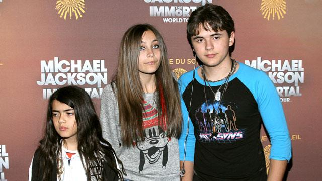 MJ's Alleged Lover Asks for Custody of His Kids