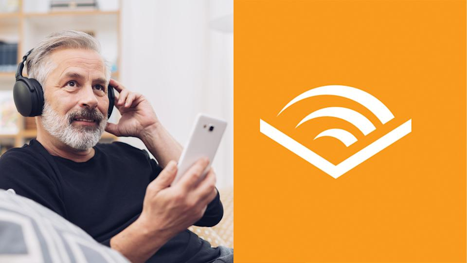 Best gifts for grandpa: Audible