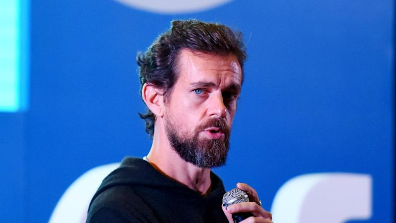Twitter CEO Jack Dorsey tried to take the moral high ground in the fight against fake news. Image: Getty