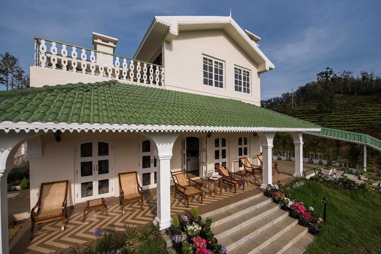 A 90-minute drive from Coimbatore, Albany Cottage is the ideal weekend getaway.
