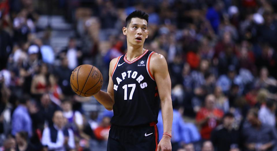 Jeremy Lin won an NBA title with the Raptors in 2018-19. (Photo by Vaughn Ridley/Getty Images)
