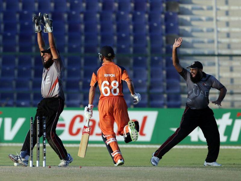 UAE will visit the Netherlands to play 4 T20Is