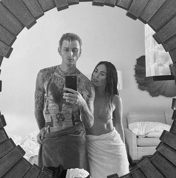 Machine Gun Kelly and Megan Fox have been spending time together in 2020.