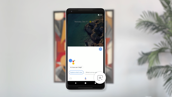 <b>Google's</b> latest <b>Pixel</b> feature is your first look at the future of search