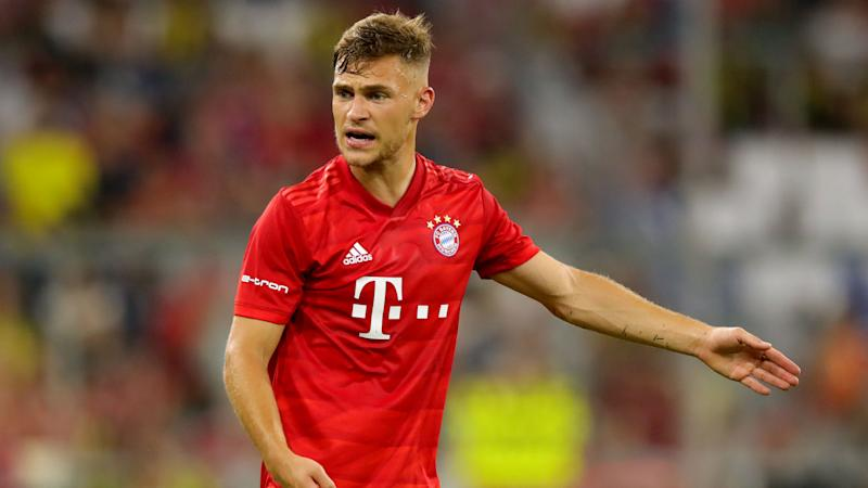 Kimmich thankful for Paderborn 'lesson' ahead of Chelsea Champions League clash