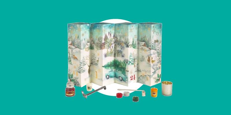 The Yankee Candle advent calendars are here, and already selling out