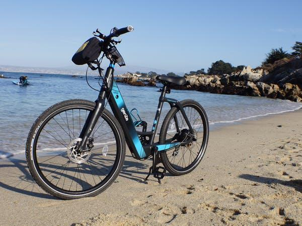 <p><strong>What are we coming here for?</strong> No matter if you want to explore Monterey by bike, surrey (sort of a pedal-powered car), kayak, or stand up paddleboard, Pacific Grove Adventures has the right means of transportation for you. Arriving at the Pacific Grove Adventures' office, you might think it looks familiar. It should—one of the filming sites for HBO's Big Little Lies is Lover's Point Beach, where the shop is located. The little cove might be idyllic with its blue waters and surrounding cliffs, but it's unfortunately always way too crowded. So grab your bike, and head off to go see the quieter beauty of Monterey. On the weekends and during high season, reservations are recommended.</p> <p><strong>Are there tours?</strong> The store offers only guided kayak tours; by renting a bike, you are on your own. There's really only one place to go though: 17-mile-drive—the road that hugs the coastline of the peninsula. Just ride straight ahead, magnificent views always by your side. The rough cliffs, wild ocean, and flour-like sand will make this bike trip memorable. Bike a little bit, pause a little bit should be your motto. If you are new to this area, the shop folks will be happy to provide you with a map of all see-worthy stops.</p>