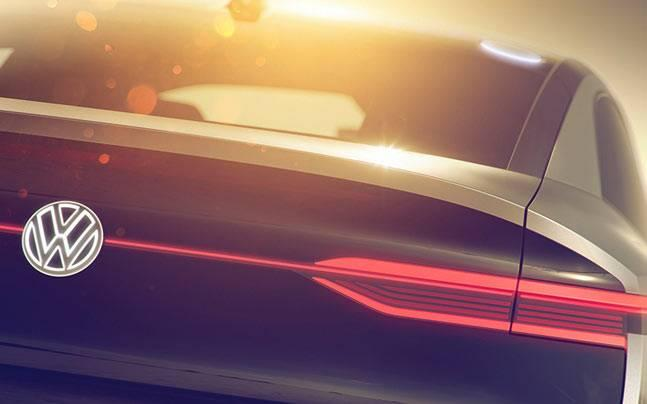 Volkswagen teases ID Crossover Coupe Concept before Shanghai debut
