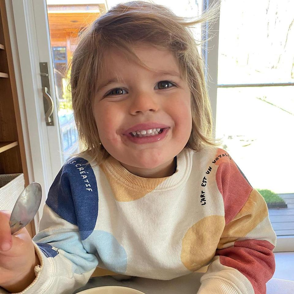 """<p>Nathan Followill's son <a href=""""https://people.com/parents/nathan-followill-jessie-baylin-welcome-son-oliver-francis-first-photo/"""" rel=""""nofollow noopener"""" target=""""_blank"""" data-ylk=""""slk:Oliver Francis"""" class=""""link rapid-noclick-resp"""">Oliver Francis</a> turned 3 on April 10.</p>"""