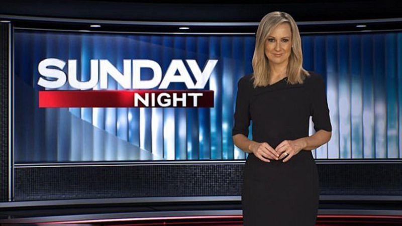 Melissa Doyle has bid farewell to Sunday Night. Photo: Channel Seven