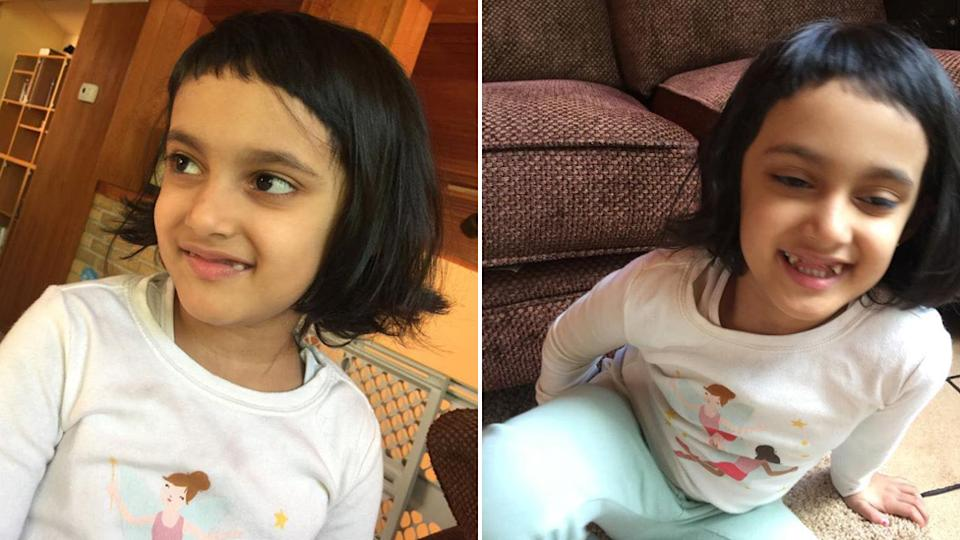 nonverbal autistic girl Eliza Talal was found dead after a two day search.
