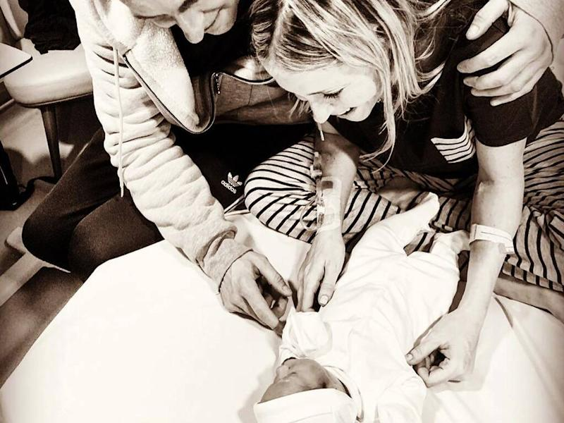 All Saints star Nicole Appleton welcomes daughter