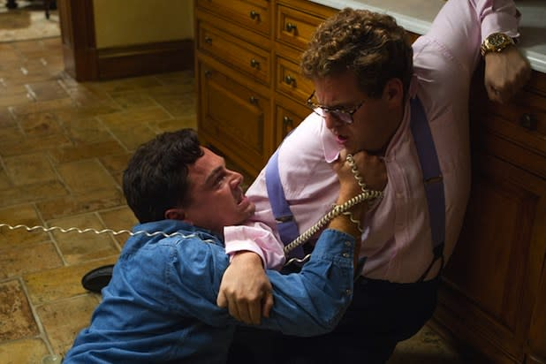 'Wolf of Wall Street' Howling at Overseas Box Office
