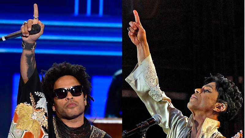 Rock & Roll Hall of Fame: Lenny Kravitz spielt Tribut für Prince