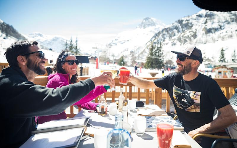 The biggest concern for skiers next winter? How resorts will preserve our sacred après - getty