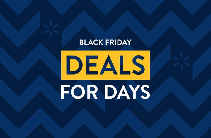 Walmart Is Dropping 3 Black Friday Sales In November
