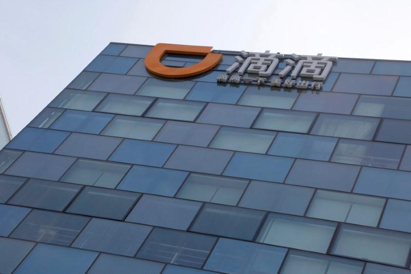 China's Didi hires van drivers for logistics services