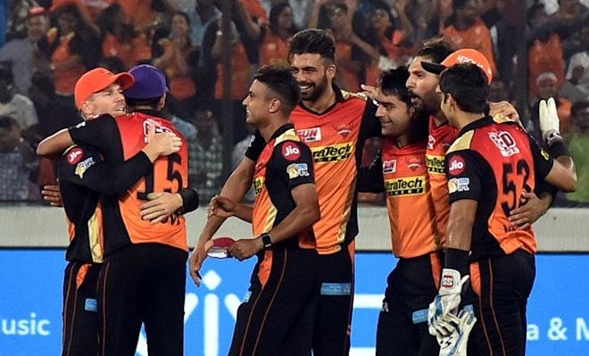 Warner, Sran, Siddarth Kaul, Sunrisers Hyderabad, IPL 2017