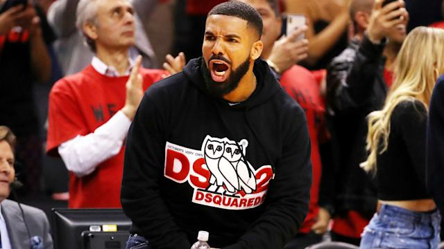 As Drake gets attention during the Raptors-Bucks series, we look at celebrities getting involved during NBA games.