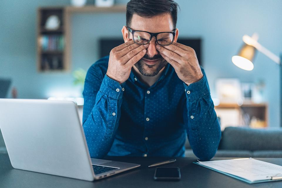 The stress of the pandemic and increasing use of technology could be impacting our attention spans. (Getty Images)