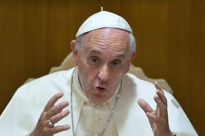 Pope Francis is due to visit Cuba in September (AFP Photo/Tiziana Fabi)