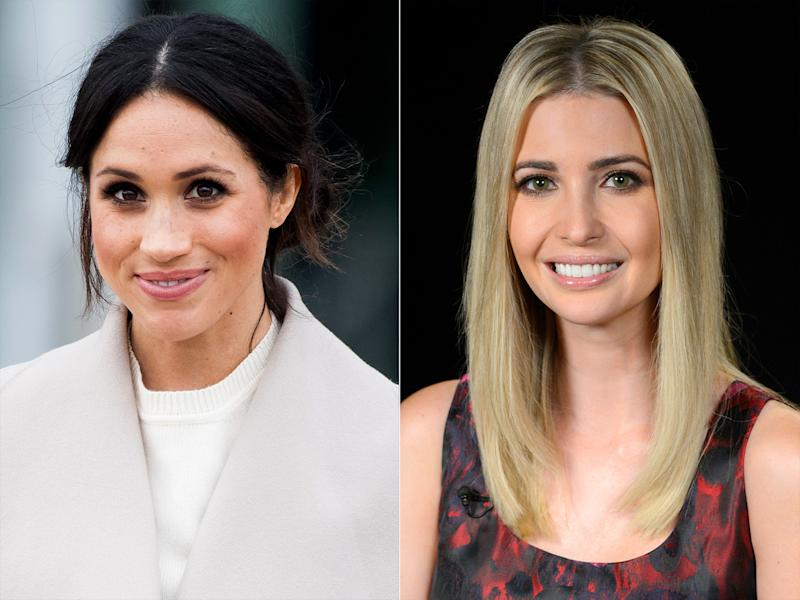 Meghan Markle Once Praised Ivanka Trump as a 'Girl Boss' — but Backed Hillary Clinton's Campaign
