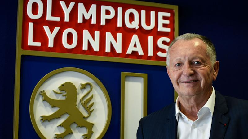 Lyon's Aulas threatens action against French state if Ligue 1 does not resume