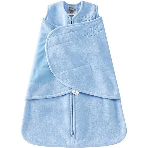 <p>Infants will be warm and cozy in this <span>Halo SleepSack Swaddle</span> ($22).</p>