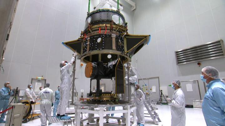Spazio, CosmoSkyMed Second Generation: in volo il primo satellite