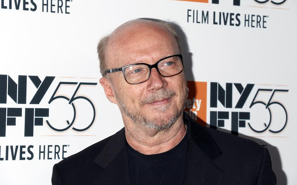 NEW YORK, NY - OCTOBER 05:  Writer/director Paul Haggis attends the 55th New York Film Festival