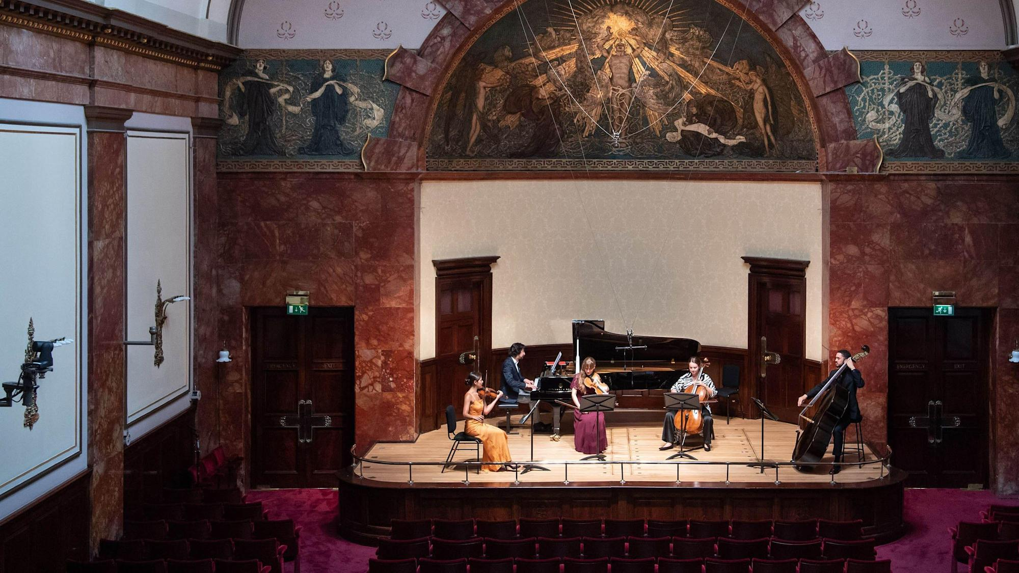 Wigmore Hall announces plans for reopening and anniversary celebrations
