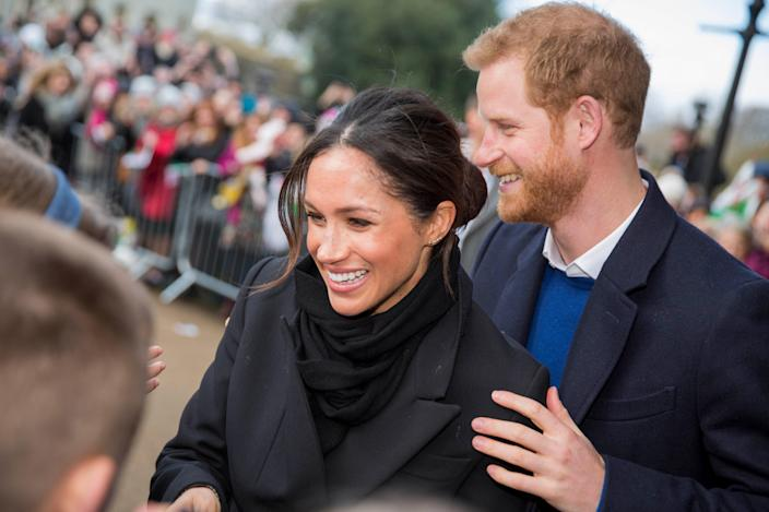 Harry and Meghan have established a new life in the US (Shutterstock / ComposedPix)