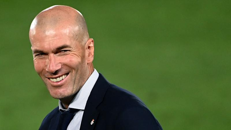 Real Madrid coach Bettoni reveals Zidane's 'extraordinary' relationship with his players